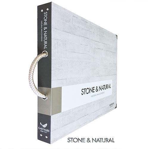 Giấy dán tường Stone-Natural