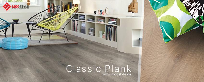 Sàn gỗ Pergo - Classic Plank