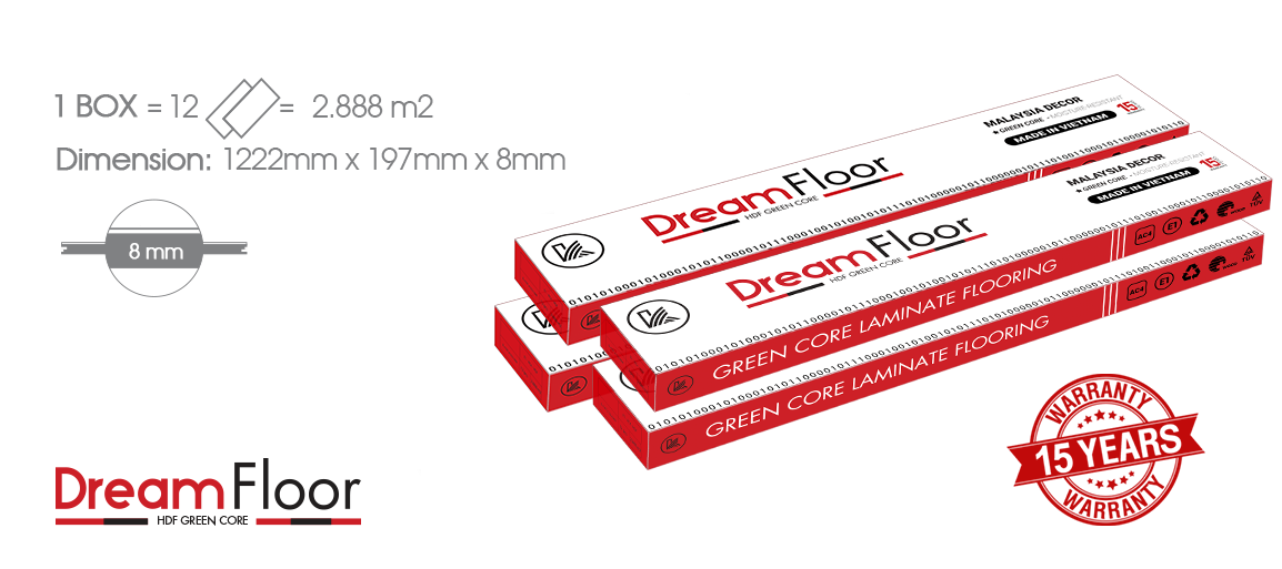 Dream Floor 8mm