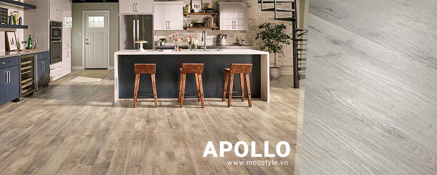 Sàn nhựa hèm khóa Apollo