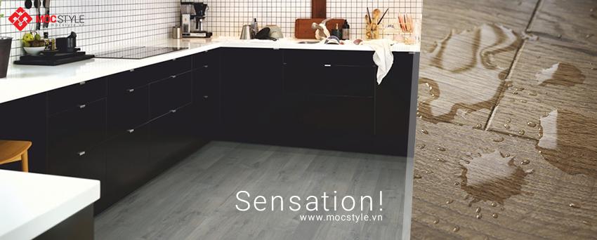 Sàn gỗ Pergo - Sensation