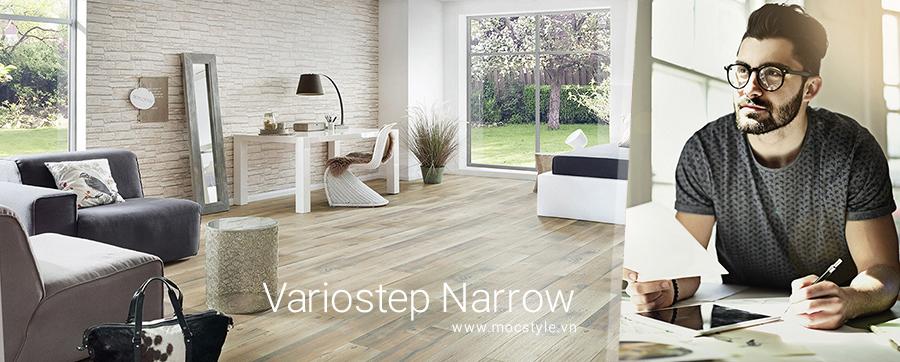 Sàn gỗ Krono Original - Variostep Narrow