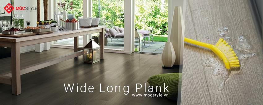 Sàn gỗ Pergo - Wide Long Plank - Sensation