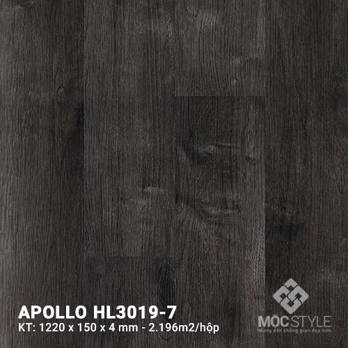 Sàn nhựa hèm khóa Apollo HL3019-8