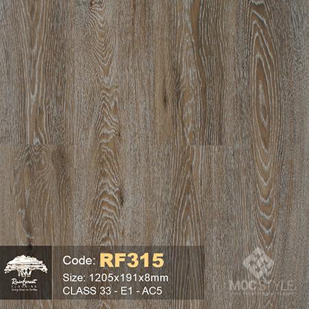 Sàn gỗ Rainforest RF315