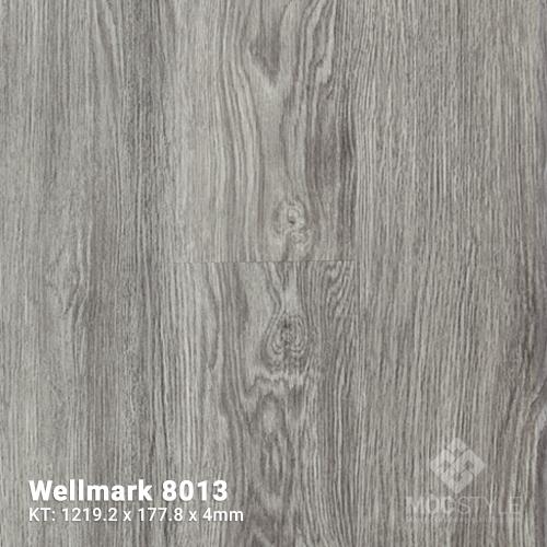 Sàn nhựa hèm khóa Wellmark 8013