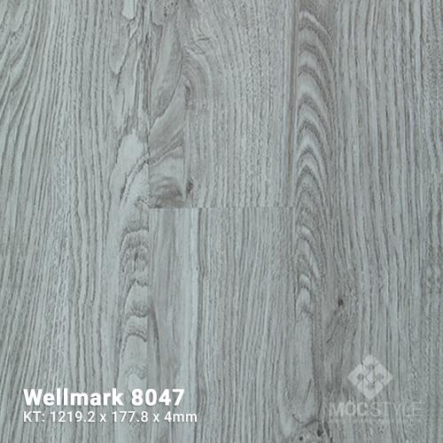 Sàn nhựa hèm khóa Wellmark 8047