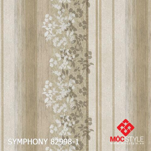 Giấy dán tường Symphony 82998-1