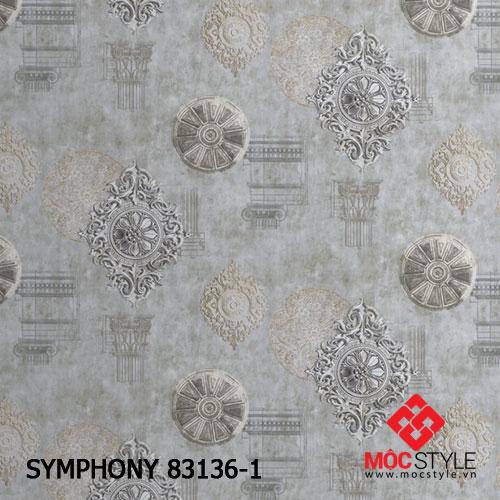 Giấy dán tường Symphony 83136-1