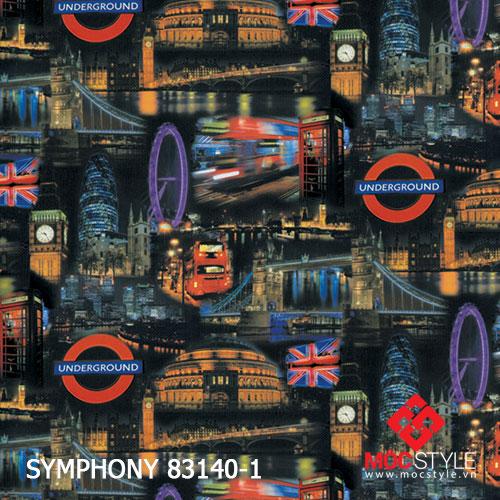 Giấy dán tường Symphony 83140-1