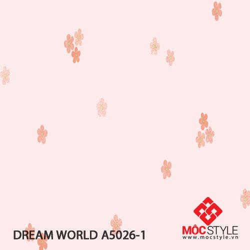 Giấy dán tường Dream World A5026-1