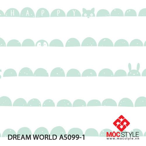 Giấy dán tường Dream World A5099-1