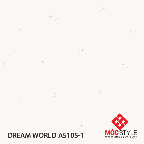 Giấy dán tường Dream World A5105-1