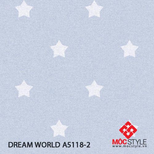 Giấy dán tường Dream World A5118-2