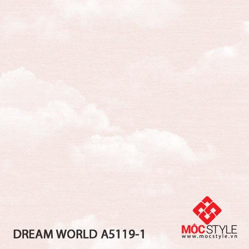 Giấy dán tường Dream World A5119-1