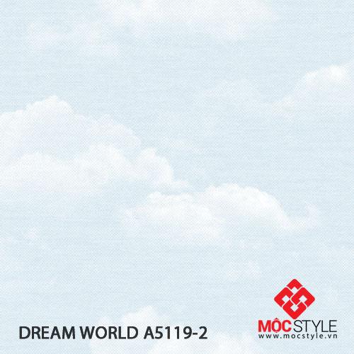Giấy dán tường Dream World A5119-2