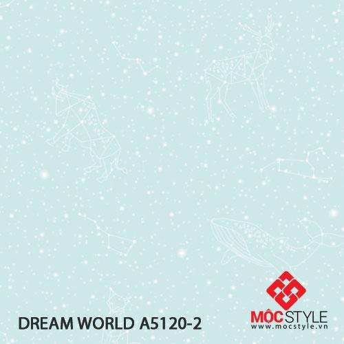 Giấy dán tường Dream World A5120-2