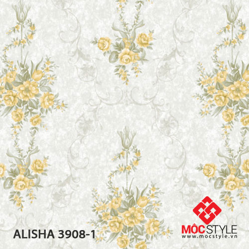 Giấy dán tường Alisha 3908-1