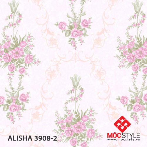Giấy dán tường Alisha 3908-2