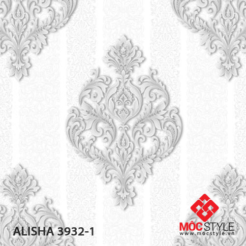 Giấy dán tường Alisha 3932-1