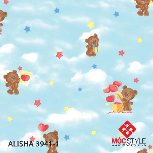 Giấy dán tường Alisha 3941-1