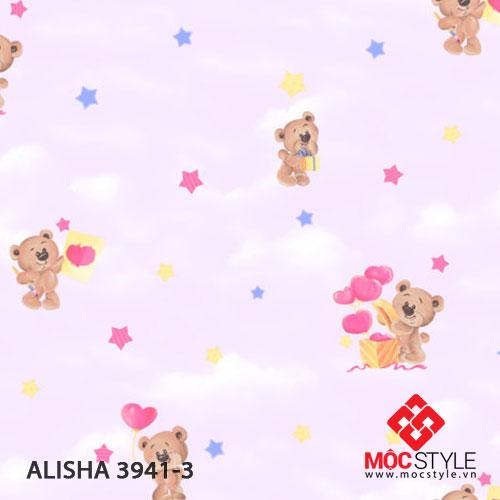 Giấy dán tường Alisha 3941-3