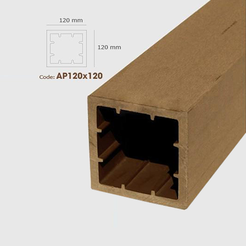 Cột gỗ AWood AP120x120 Wood