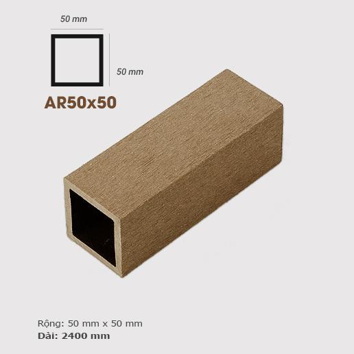 Thanh lam gỗ AWood AR50x50 Wood