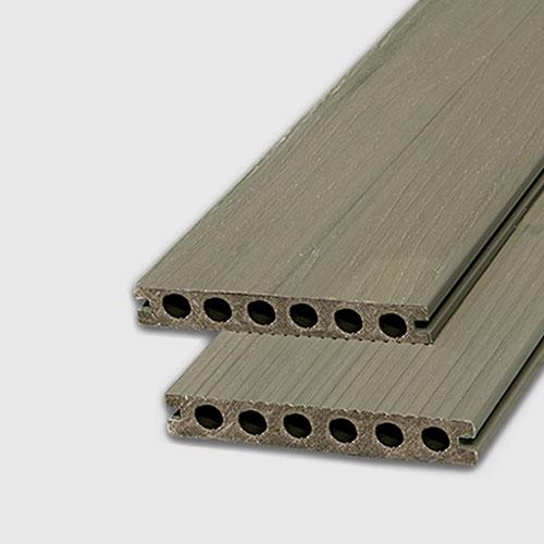 Sàn gỗ ngoài trời AWood AU140x23 Teak M Ancient Wood