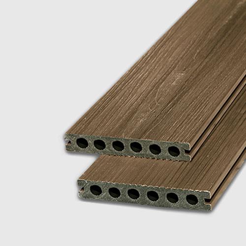 Sàn gỗ ngoài trời AWood AU140x23 Teak B