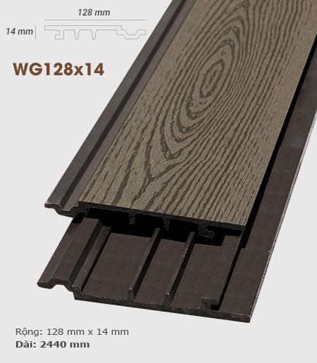 Ốp tường AWood WG128x14 Coffee