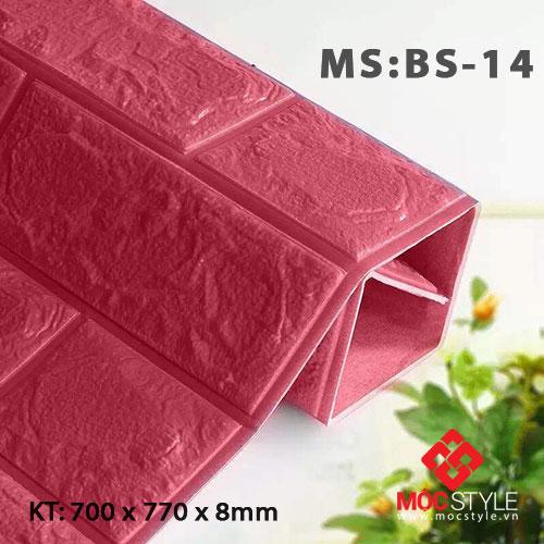 Xốp dán tường 3D BS-14