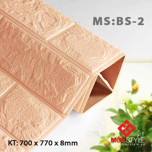 Xốp dán tường 3D BS-2