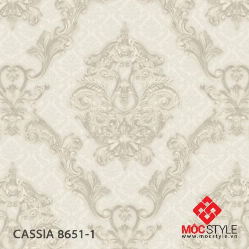 Giấy dán tường Cassia 8651-1