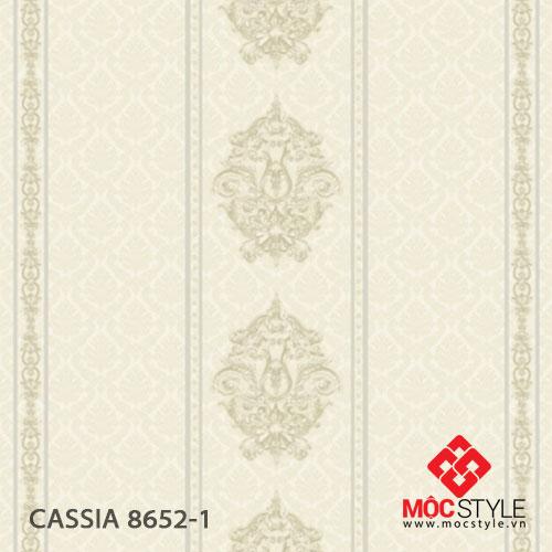 Giấy dán tường Cassia 8652-1