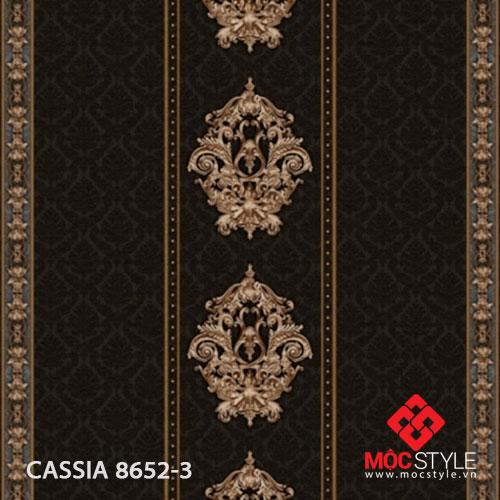 Giấy dán tường Cassia 8652-3