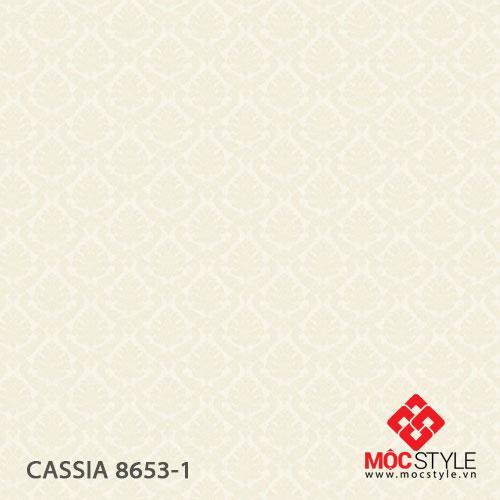 Giấy dán tường Cassia 8653-1