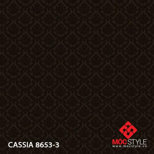 Giấy dán tường Cassia 8653-3