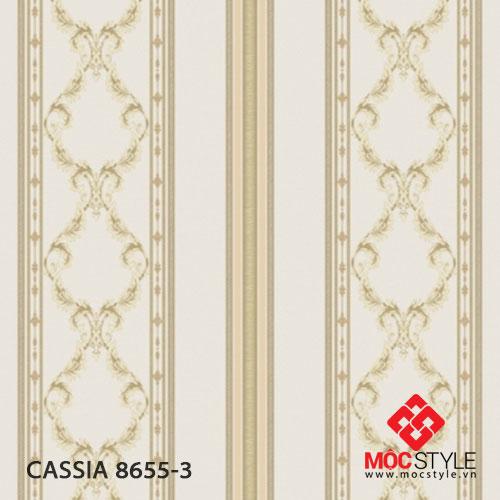 Giấy dán tường Cassia 8655-3