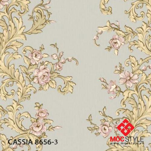 Giấy dán tường Cassia 8656-3