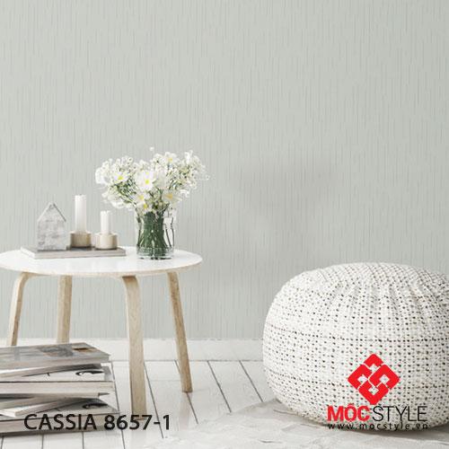Giấy dán tường Cassia 8657-1