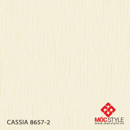 Giấy dán tường Cassia 8657-2