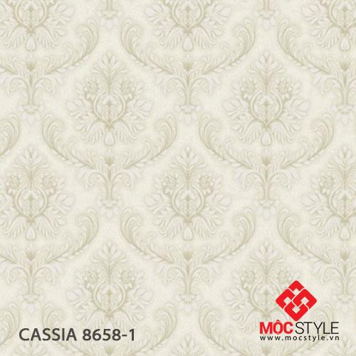 Giấy dán tường Cassia 8658-1