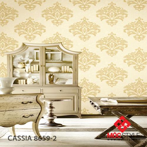 Giấy dán tường Cassia 8659-2