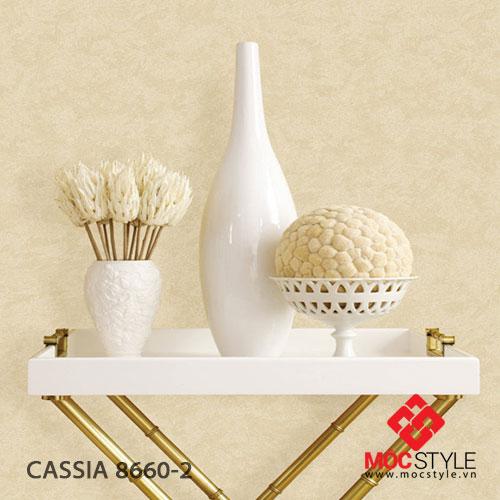 Giấy dán tường Cassia 8660-2
