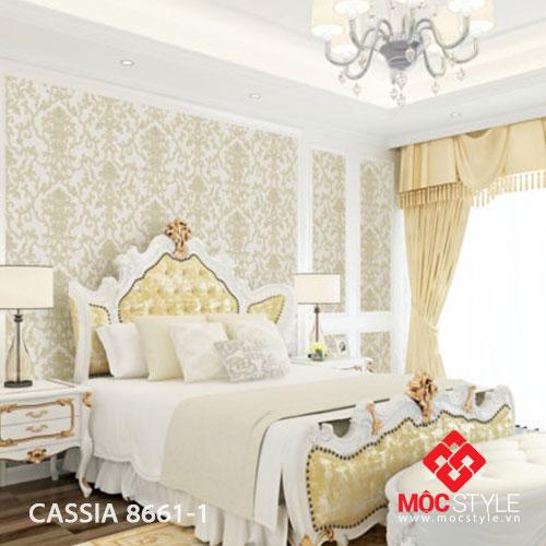 Giấy dán tường Cassia 8661-1