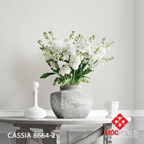 Giấy dán tường Cassia 8664-2