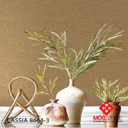 Giấy dán tường Cassia 8664-3