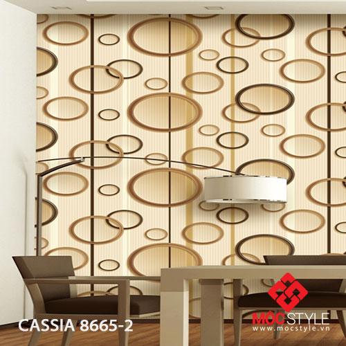 Giấy dán tường Cassia 8665-2