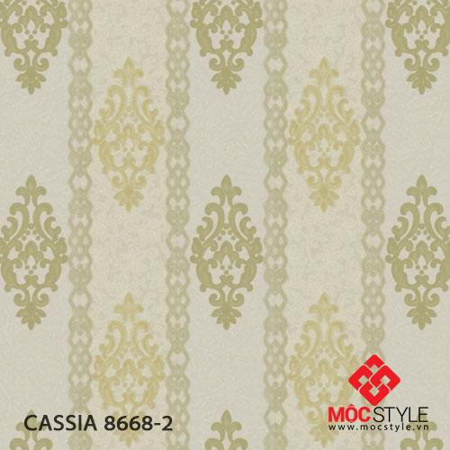 Giấy dán tường Cassia 8668-2